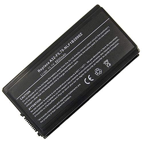 BTMKS A32-F5 Notebook Laptop Akku für ASUS F5 F5GL F5M F5N F5R F5RL F5SL F5V F5Z X50 X50GL X50N X50R X50RL X50SL X50V X50Z Batterie