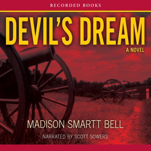 Devil's Dream audiobook cover art