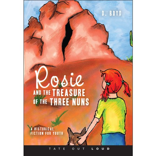 Rosie and the Treasure of the Three Nuns audiobook cover art