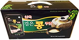 Sahmyook Black Bean Soy Milk, 6.5 Fl. Ounce (Pack of 20)