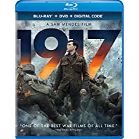 1917 (Blu-ray + DVD + Digital Code)
