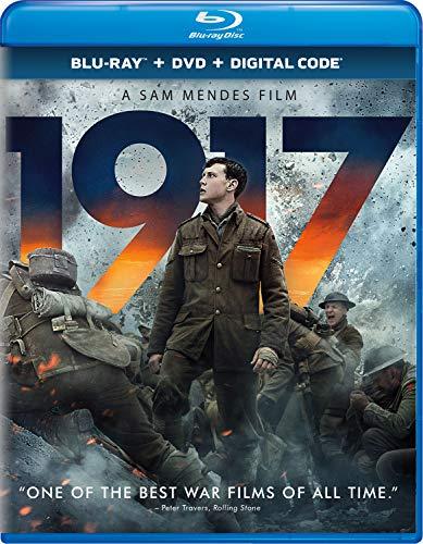 1917 [Blu-ray + DVD + Digital - BD Combo Pack]