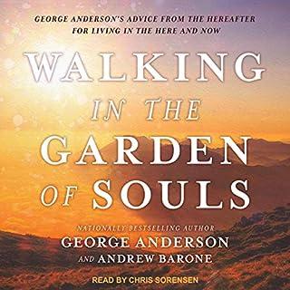 Walking in the Garden of Souls audiobook cover art