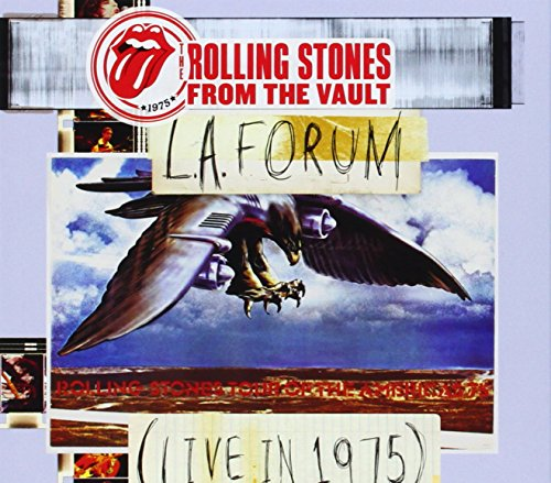 Rolling Stones the: From the Vault: L.a. Forum (Audio CD (Live))
