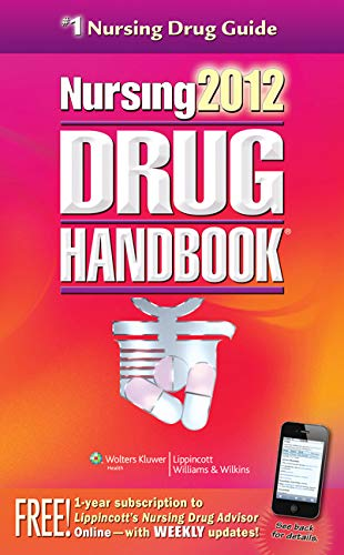 Nursing Drug Handbook 2012