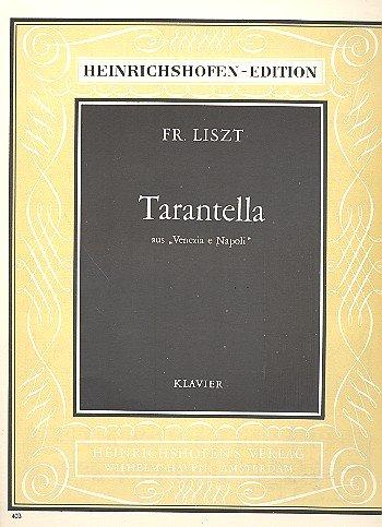 Tarantella: für Klavier