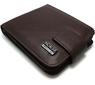 Horse Imperial Leather Wallet For Men