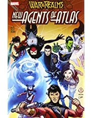 War of the Realms: New Agents of Atlas