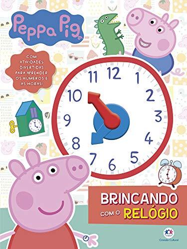 Peppa Pig - Brincando com o relógio