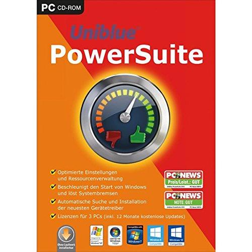 Uniblue PowerSuite 2017