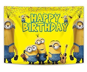 Best minion birthday theme Reviews