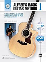 Alfred's Basic Guitar Method 1: The Most Popular Method for Learning How to Play (Alfred's Basic Guitar Library, Bk 1)