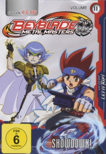 Beyblade Metal Master - Volume 11 (Folgen 43-46)