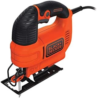 Black and Decker Variable Speed Compact Jigsaw - KS701EK-GB