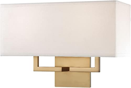 high quality George Kovacs P472-248, 2 Light sale Wall Sconce, Honey outlet online sale Gold online sale