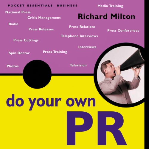Do Your Own PR audiobook cover art