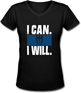 Best roman reigns i can i will shirt Reviews