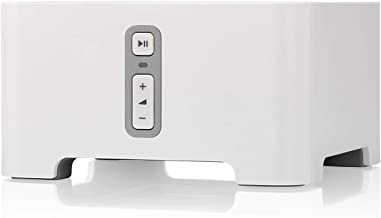 Sonos Connect Wireless Receiver Component with Alexa for Streaming Music - White (Renewed)