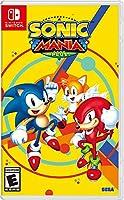 Sonic Mania Plus (輸入版:北米) - Switch