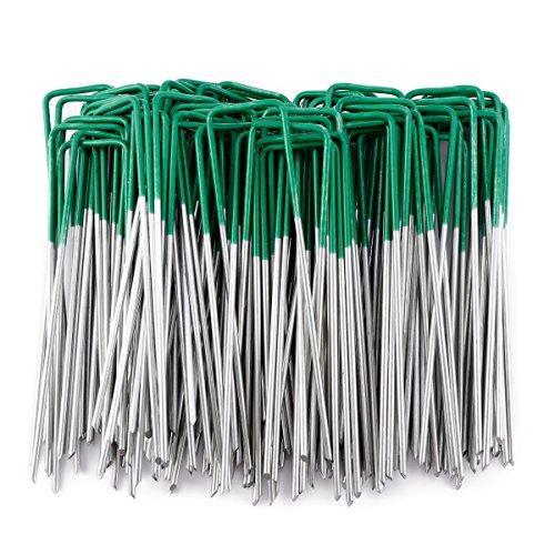 Surepromise - Anclaje para suelo (100 x 15 x 3 cm), color verde