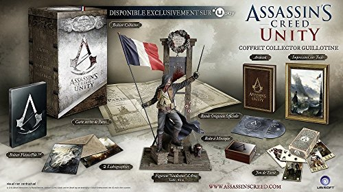 Assassin's Creed Unity - Coffret Collector Guillotine - PS4