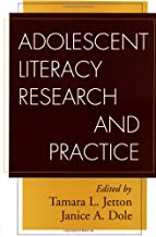 Adolescent Literacy Research and Practice (Solving Problems in the Teaching of Literacy)