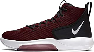 Nike Zoom Rize Basketball Shoes (M8/W9.5, Team Red/Black/White)