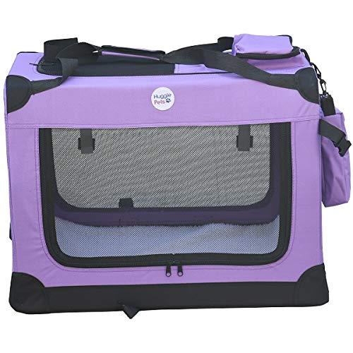 HugglePets Dog Crate/ Carrier