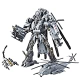 YCLL Transformer Toys Studio Series 08 Leader Class Movie 1 Decepticon Blackout Action Figure 10 Inch
