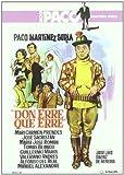 Don Erre Que Erre [DVD]