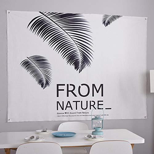 NPYANYAN hangstoel voor slaapkamer, achtergrond, wanddecoratie