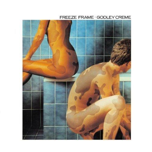 FREEZE FRAME VINYL LP 1979 POLYDOR GODLEY AND CREME