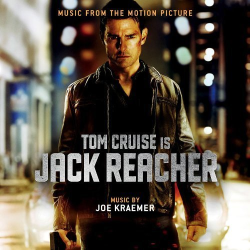 Jack Reacher Soundtrack Edition (2013) Audio CD