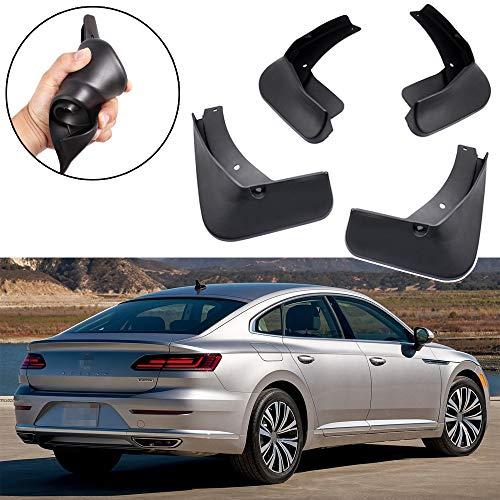 SPEEDLONG 4Pcs Car Mud Flaps Splash Guards Fender Mudguard Compatible with Volkswagen Arteon 2019 2020
