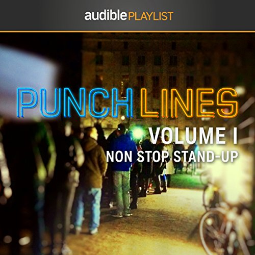 Punchlines Volume I: Non Stop Stand-Up cover art