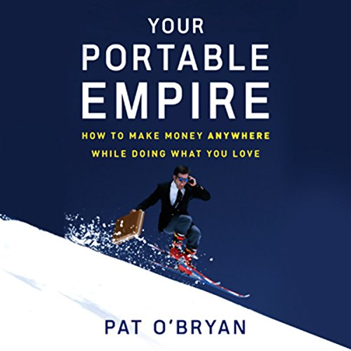 Your Portable Empire audiobook cover art