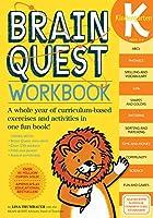 Brain Quest Workbook: Kindergarten