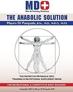 Anabolic Solution for Bodybuilders by Mauro G Di Pasquale (2002-12-01)