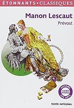 Manon Lescaut d'Abbé Prévost