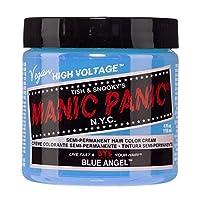 スペシャルセットMANIC PANICマニックパニック:BLUE ANGEL (ブルーエンジェル)+ヘアカラーケア4点セット