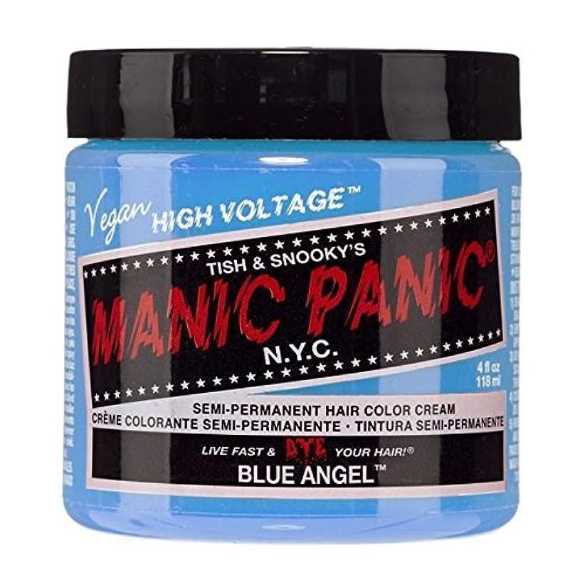 方法先住民絵スペシャルセットMANIC PANICマニックパニック:BLUE ANGEL (ブルーエンジェル)+ヘアカラーケア4点セット