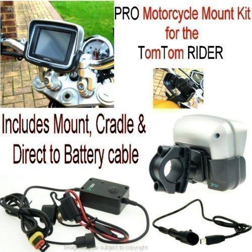 Buybits Motorrad Halterung für Tomtom Rider pro ( Sku 12312 )
