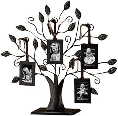 Amazon.com - Klikel Family Tree Picture Frame Display with