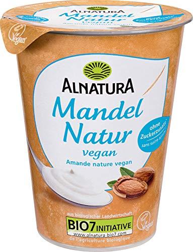 Alnatura Mandel Natur Vegan, 400g
