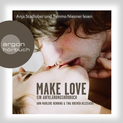 Make Love audiobook cover art