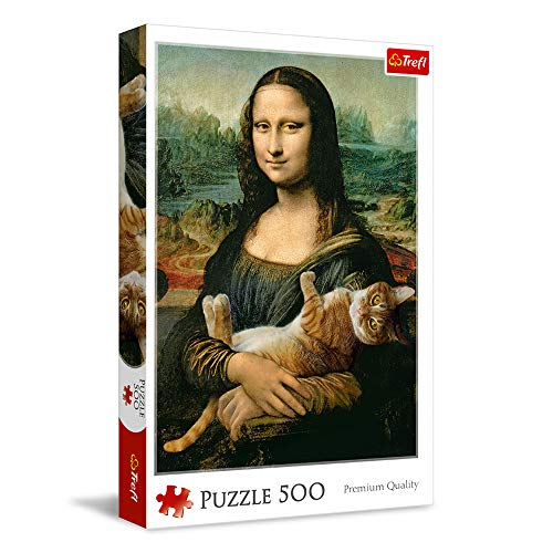 Trefl TR37294 Puzzle, Farbig