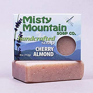 product image for Cherry Almond Handcrafted Soap by Misty Mountain Soap Co.
