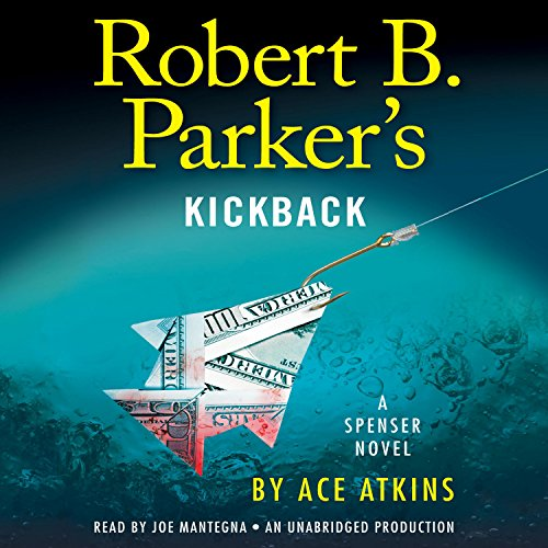 Robert B. Parker's Kickback audiobook cover art