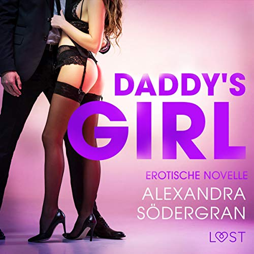 Daddy's girl (German edition) audiobook cover art