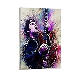 baozou Noel Gallagher berühmter Gitarrist1 Poster,